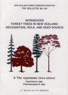 Introduced Forest Trees in New Zealand: Recognition, Role & Seed Source